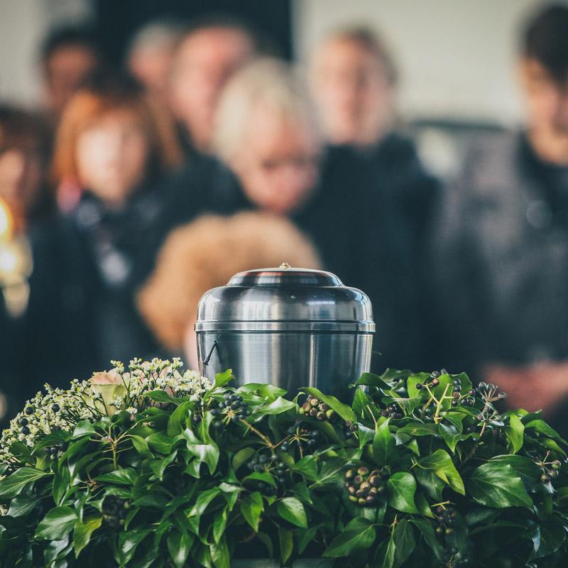 Begravningsceremonier