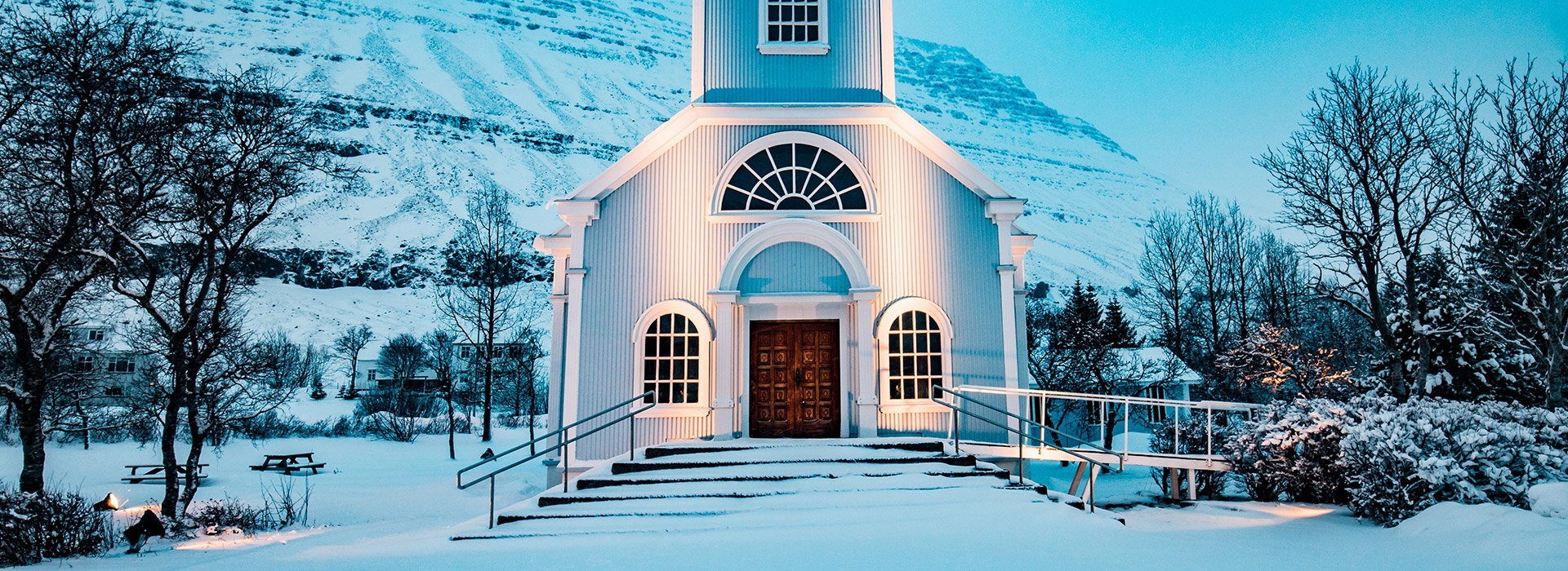 Kyrkor & kapell för begravning