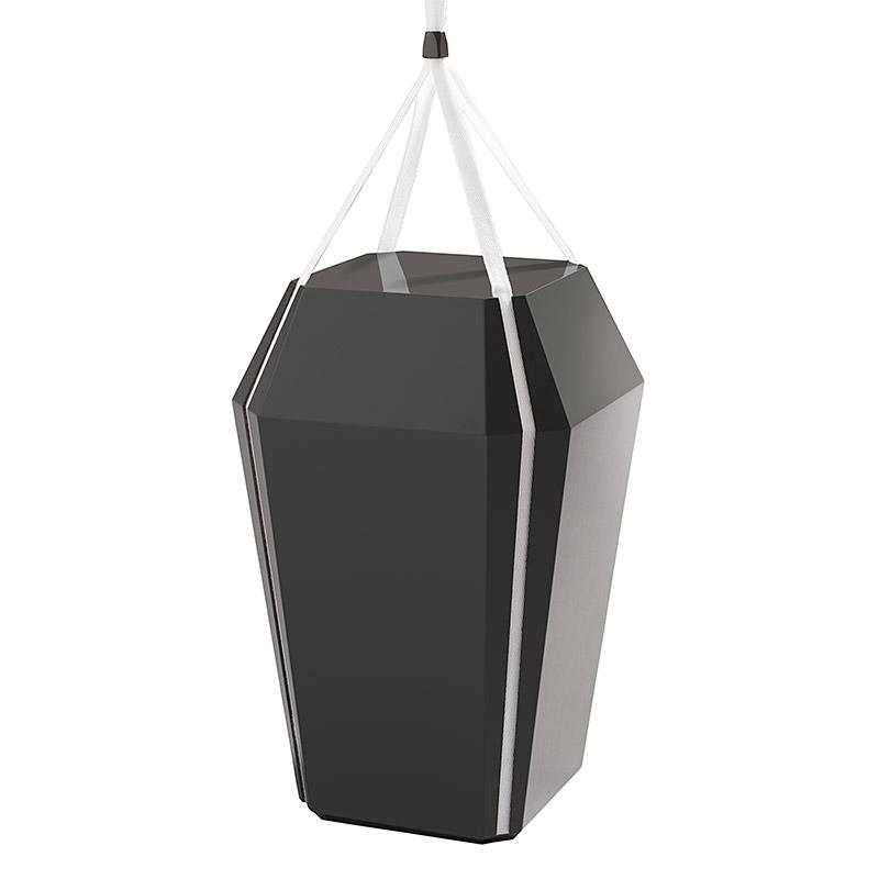 Urna Diamant (svart)